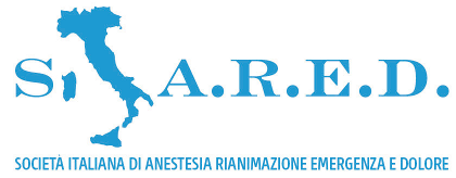 SIARED logo azzurro testo